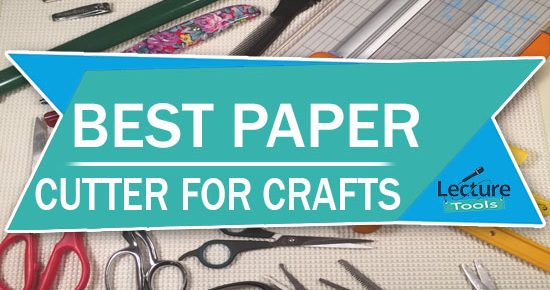 Best Paper Cutter For Crafts