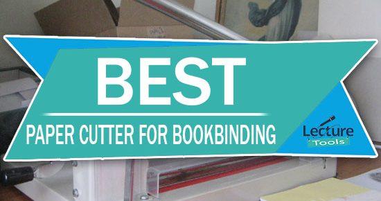 Best Paper Cutter for Bookbinding