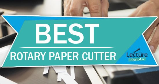 Best Rotary Paper Cutter
