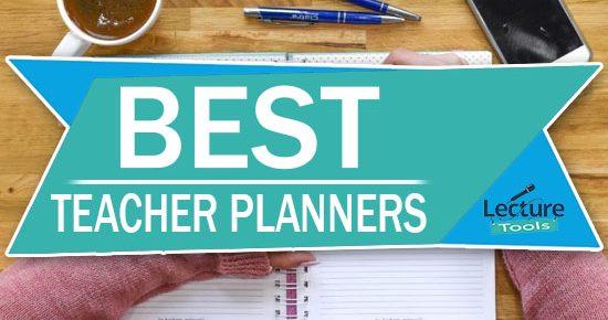 Best Teacher Planners
