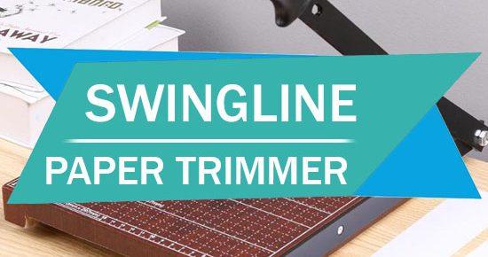 swingline paper trimmer